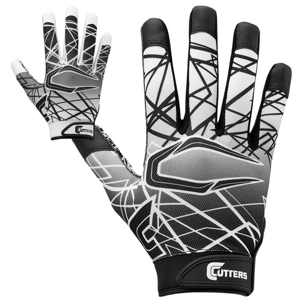 Cutters S150 Game Day Receiver Handschuhe